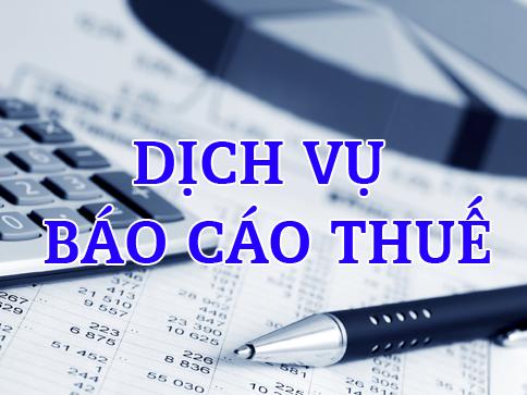 dịch vụ báo cáo tài chính giá rẻ