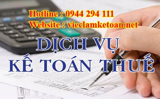 Dịch vụ báo cáo tài chính cuối năm giá rẻ