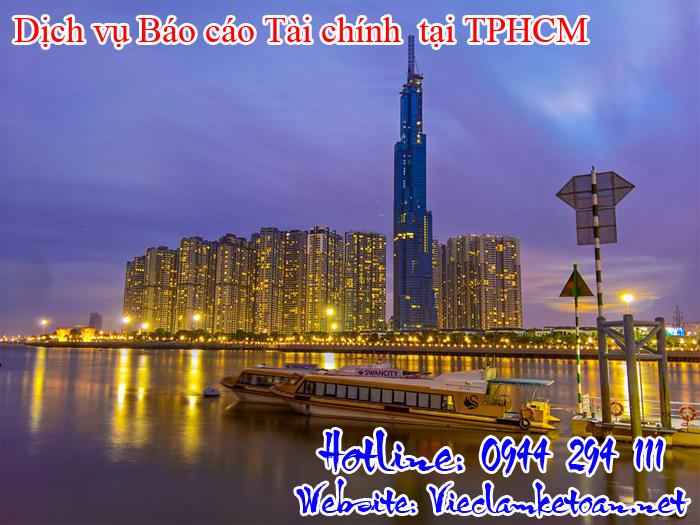 Dịch vụ kế toán thuế trọn gói tại TPHCM giá rẻ